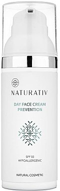 Дневен крем за лице - Naturativ Facial Day Cream — снимка N1