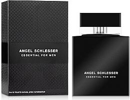 Парфюмерия и Козметика Angel Schlesser Essential for Men - Тоалетна вода