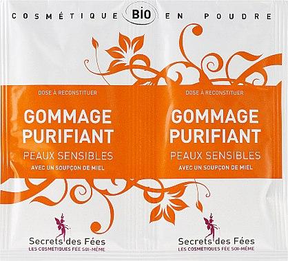 Овлажняващ скраб за чувствителна кожа - Secrets des Fees Scrub — снимка N1