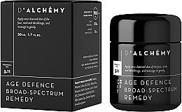Парфюмерия и Козметика Крем за зряла кожа - D'Alchemy Age Defense Broad Spectrum Remedy