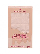 "Парфюми, Парфюмерия, козметика Бомбичка за вана - I Heart Revolution Chocolate Bar Bath Fizzer ""Rose"""