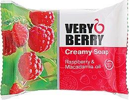 Парфюми, Парфюмерия, козметика Сапун - Very Berry Raspberry & Macadamia Oil