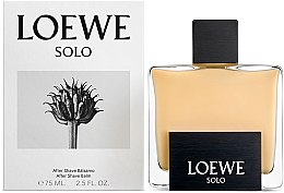 Парфюми, Парфюмерия, козметика Loewe Solo Loewe After Shave Balm - Балсам след бръснене