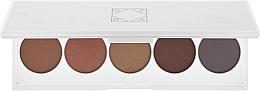 Парфюмерия и Козметика Палитра за вежди - Ofra Signature Palette Eyebrow Quintet