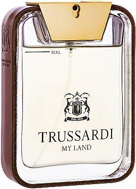 Trussardi My Land - Тоалетна вода — снимка N2