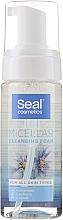 Парфюмерия и Козметика Мицеларна пяна за всеки тип кожа - Seal Cosmetics Micellar Cleansing Foam