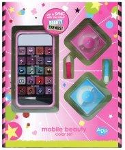 """Парфюмерия и Козметика Комплект с детска козметика """"Смарт комплекта на принцесата"""" - Markwins Mobile Beauty Color Set"""