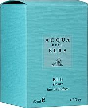 Парфюмерия и Козметика Acqua Dell Elba Blu Donna - Тоалетна вода