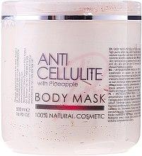 Парфюми, Парфюмерия, козметика Маска за тяло - Hristina Cosmetics Sezmar Professional Body Mask Anti Cellulite With Pineapple