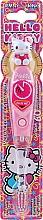 Парфюмерия и Козметика Детска четка за зъби с таймер - VitalCare Hello Kitty