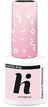 Парфюми, Парфюмерия, козметика Основа за нокти - Hi Hybrid Pastel Base