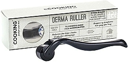 Парфюмерия и Козметика Дермаролер от медицинска стомана - Ecooking Derma Roller