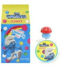 Парфюмерия и Козметика Marmol & Son The Smurfs Clumsy - Тоалетна вода