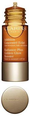 Концентрат с ефект изкуствен тен за лице - Clarins Radiance-Plus Golden Glow Booster — снимка N2