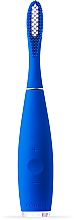 Парфюмерия и Козметика Електрическа четка за зъби с функция за регулиране на интензивността - Foreo Issa 2 Cobalt Blue
