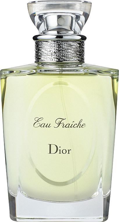 Dior Eau Fraiche - Тоалетна вода (тестер с капачка)  — снимка N1