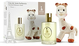 Парфюмерия и Козметика Parfums Sophie La Girafe - Комплект (аром. вода/100ml+играчка)