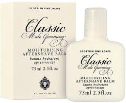 Парфюмерия и Козметика Балсам след бръснене - Scottish Fine Soaps Classic Male Grooming Moisturising After Shave Balm