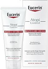 Парфюмерия и Козметика Успокояващ крем за атопична кожа - Eucerin AtopiControl Acute Care Cream