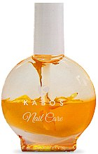 Парфюмерия и Козметика Масло за нокти и кожички - Kabos Nail Oil Yellow Flowers