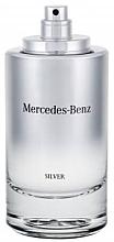 Парфюмерия и Козметика Mercedes-Benz Silver - Тоалетна вода (тестер без капачка)