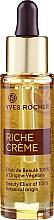 Парфюмерия и Козметика Растителен серум за лице - Yves Rocher Riche Creme Beauty Elixir Of 100% Botanical Origin