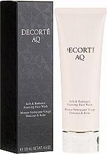 Парфюмерия и Козметика Измиващ крем - Cosme Decorte AQ Washing Cream