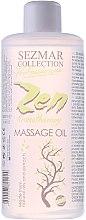 Парфюми, Парфюмерия, козметика Масажно масло - Hristina Cosmetics Sezmar Professional Zen Aromatherapy Massage Oil