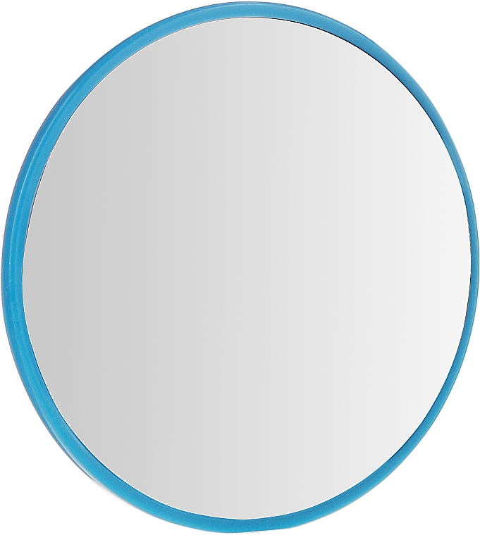 Компактно кръгло огледало , 7 см, синьо - Donegal — снимка N1