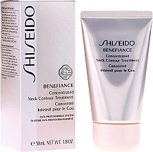 Парфюмерия и Козметика Концентриран крем за шия - Shiseido Benefiance Concentrated Neck Contour Treatment