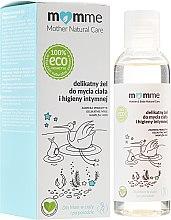 Парфюми, Парфюмерия, козметика Гел за тяло и за интимна хигиена - Momme Mother Natural Care Gel