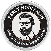 Парфюмерия и Козметика Восък за брада и мустаци - Percy Nobleman Styling Wax