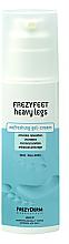 Крем-гел за уморени крака - Frezyderm Frezyfeet Heavy Legs Refreshing gel-cream — снимка N1