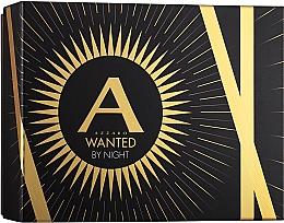 Парфюмерия и Козметика Azzaro Wanted By Night - Комплект (парф. вода/100ml + део/75ml)