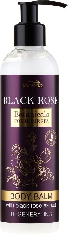 Възстановяващ балсам за тяло - Joanna Botanicals Regenerating Body Balm With Black Rose Extract