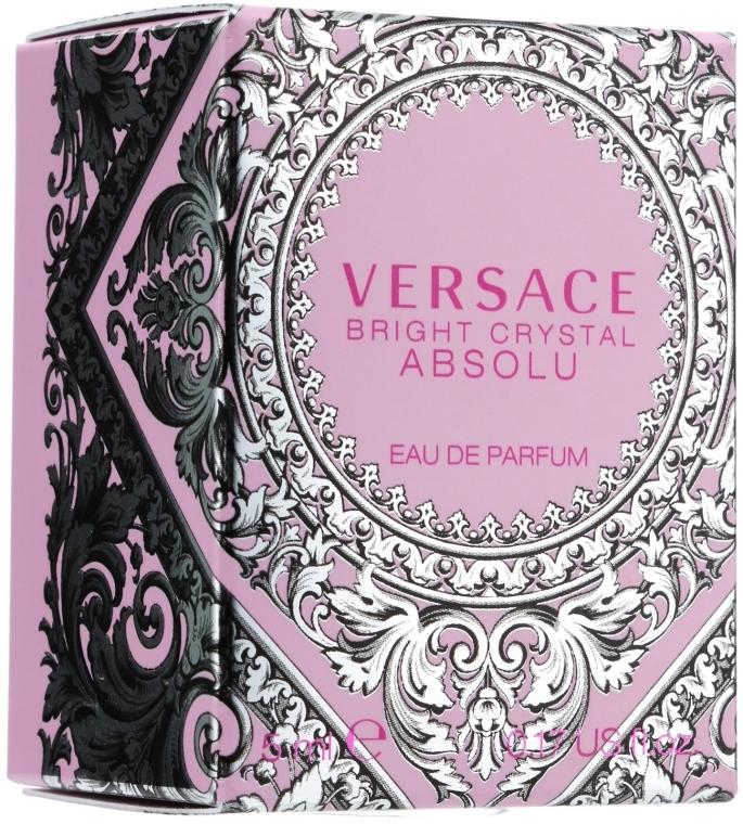 Versace Bright Crystal Absolu - Парфюмна вода ( мини )  — снимка N1