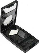 Парфюмерия и Козметика Сенки за очи трио - Karaja Diamonds Eyeshadow