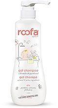 Парфюмерия и Козметика Детски гел-шампоан с невен и пантенол - Roofa Calendula & Panthenol Gel-Shampoo