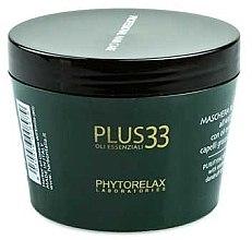 Парфюми, Парфюмерия, козметика Глинена маска за коса - Phytorelax Laboratories Purifyng Clay Mask