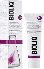 Парфюмерия и Козметика Изглаждащ дневен крем, повишаващ еластичността - Bioliq 45+ Firming And Smoothing Day Cream