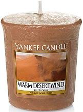 Парфюми, Парфюмерия, козметика Ароматна свещ - Yankee Candle Warm Desert Wind