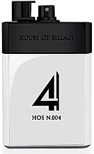 Парфюмерия и Козметика House of Sillage Hos N.004 - Парфюмна вода (тестер)