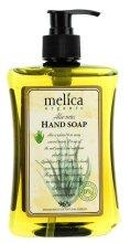 Парфюмерия и Козметика Течен сапун с екстракт от алое - Melica Organic Aloe Vera Liquid Soap