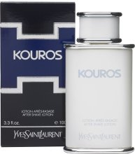 Парфюми, Парфюмерия, козметика Yves Saint Laurent Kouros - Лосион след бръснене