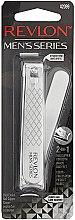 Парфюми, Парфюмерия, козметика Мъжка нокторезачка - Revlon Men's Series Dual-Ended Nail Clipper