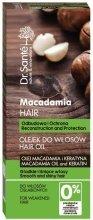 """Парфюми, Парфюмерия, козметика Масло от макадамия за коса """"Възстановяване и защита"""" - Dr. Sante Macadamia Hair"""