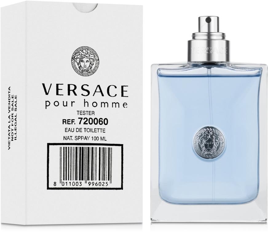Versace Versace Pour Homme - Тоалетна вода (тестер без капачка)  — снимка N2