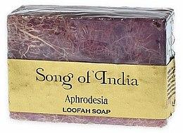 Парфюми, Парфюмерия, козметика Сапун афродизиак - Song of India Aphrodesia Loofah Soap