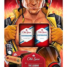 Парфюмерия и Козметика Комплект - Old Spice WhiteWater Fireman (дезод./50g + душ гел/250ml)