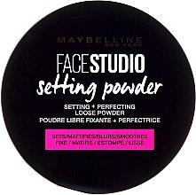 Парфюми, Парфюмерия, козметика Прахообразна фиксираща пудра за лице - Maybelline Master Fix Setting Perfecting Loose Powder
